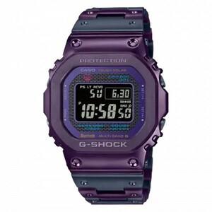【正規品】カシオ CASIO Gショック GMW-B5000 SERIES GMW-B5000PB-6JF ブラック文字盤 新品 腕時計 メンズ