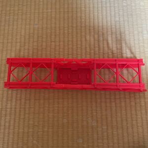 プラレール 赤の橋