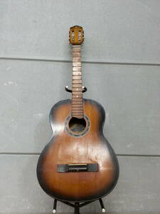 6IN1496 MORENA モレナ クラシックギター No.300? ビンテージ ジャンク品 k30907
