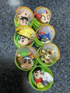 チョコエッグ クレヨンしんちゃん 7種類 ムービーセレクション