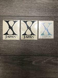 X JAPAN カッティングステッカー セット