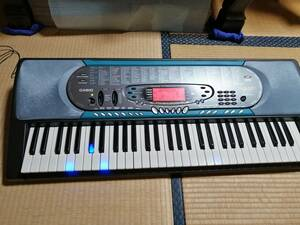 CASIO 電子キーボードピアノLK-70 ☆動作品 曲内蔵・光ナビゲーションキーボード カシオ  鍵盤 楽器