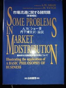 市場流通に関する諸問題