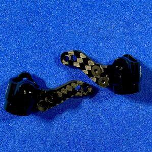 XRAY T4パーツ ステアリングブロック カーボンプレート パーツ補給 日本製 蕨山Carbon