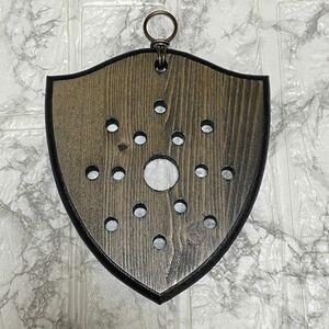 桐製 着生板 ビカクシダ コウモリラン エアープランツ ラン ハンドメイド