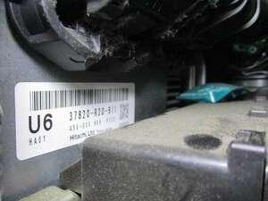 Zest Свеча  DBA-JE1 P07A  компьютер двигателя  No.210265