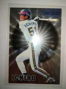 イチロー 00 カルビープロ野球チップス スペシャルカード ラッキーカード交換品 オリックスブルーウェーブ