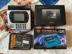 RC用充放電機 futaba CDR-5000 SJ(powers) power balance EP-046 A6-10