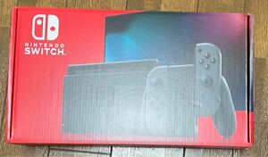 任天堂 (新モデル)Nintendo Switch 本体(Joy-Con(L) グレー