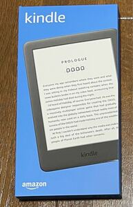 新品未開封 Kindle 電子書籍リーダー Wi-Fi 8GB