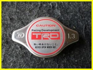◆TRD ラジエーターキャップ ラジエターキャップ クラウン セルシオ等 トヨタ車に 送料370円