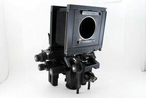 [美品 動作確認済] ジナー SINAR C 4x5 大判 フィルムカメラ Body Onry w/Bag Bellows #338L