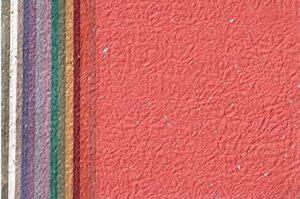 金銀振り 15×15cm 15枚 【Amazon.co.jp 限定】和紙かわ澄 日本の色 もみ和紙 金銀振り 15cm 15色