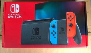 Nintendo Switch ネオンブルー中古