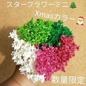ハーバリウムボールペン レジン アクセサリー 花材セット 気まぐれ素材クリスマス