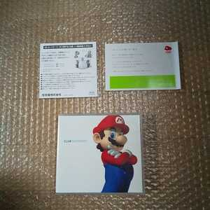 DS CARD CASE 18 DSカードケース18 CLUB NINTENDO スーパーマリオマリオ 送料無料 カードケース 未使用