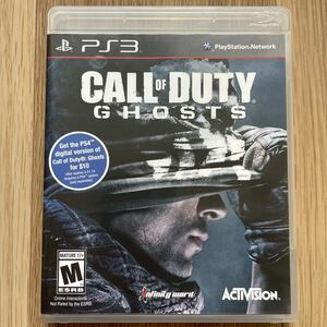 Call of Duty Ghosts (輸入版:北米) - PS3 ☆