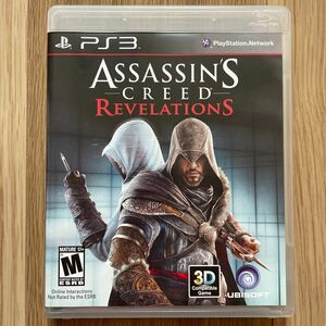 Assassin's Creed Revelations PS3 輸入版