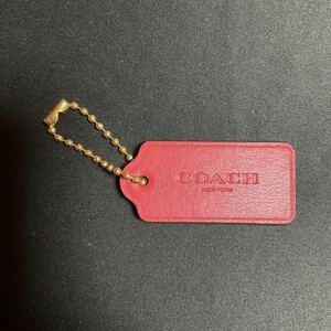 【コーチ】チャーム ☆ キーホルダー # ピンク ◇ COACH ♪ バッグチャーム 。
