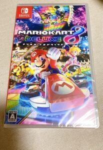 【新品未開封】【Switch】 マリオカート8 デラックス