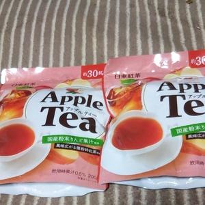 日東紅茶 Apple Tea