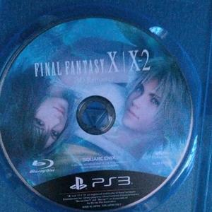 PS3 ソフト ファイナルファンタジー X/2 ディスクのみ