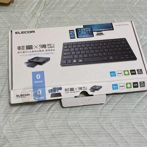 エレコム Bluetooth ELECOM ロジクール ワイヤレスキーボード Logicool ミニキーボード