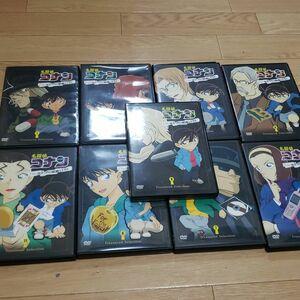 名探偵コナン黒の組織DVD9巻セット