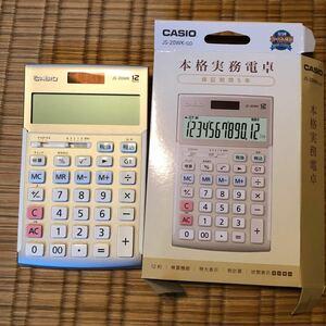 CASIO カシオ SHARP JS-20WK ECO
