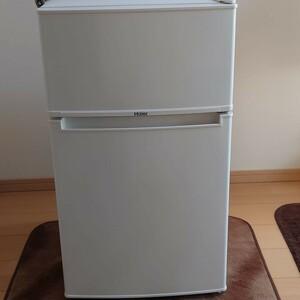 2018年製 Haier 冷蔵庫 ハイアール 冷凍冷蔵庫 2ドア