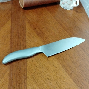 Verdun ヴェルダン 三徳包丁 万能包丁 洋包丁 オールステンレス 刃長約164㎜ 庖丁 調理器具 刃物