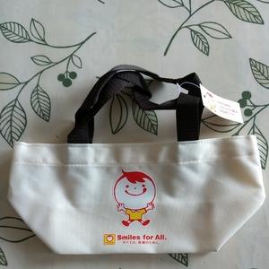 トートバッグ エコバッグ マルちゃん製麺ノベルティートートバック 【未使用品】