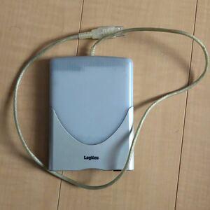 フロッピーディスクドライブ USB Logitec ロジテック FDD