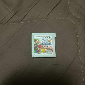 3DSソフト 大乱闘スマッシュブラザーズ ソフト 任天堂3DS 3DS 妖怪ウォッチ ニンテンドー3DS マリオ