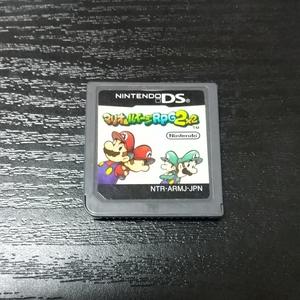ソフト DSソフト マリオ&ルイージRPG2×2