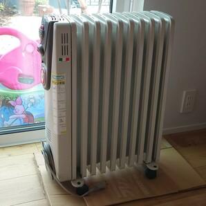 DeLonghi デロンギ デロンギオイルヒーター 暖房器具 ヴェント オイルヒーター
