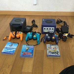 ゲームキューブ ソフト 任天堂 Nintendo ニンテンドーゲームキューブ コントローラー マリオパーティ マリオカート