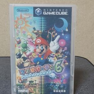 ゲームキューブソフト マリオパーティ6