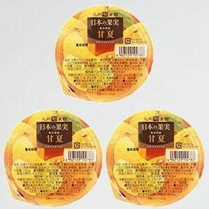 新品 未使用 日本の果実 【九州旬食館】 T-6G セット ギフト お試しセット 熊本県産 甘夏 ゼリ- 155g× 3個 詰め合わせ