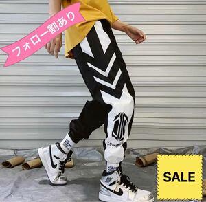 ジョガーパンツ トラックパンツ メンズ ゆったり M L パンツ メンズ 新品 スウェットパンツ カーゴパンツ サルエルパンツ 服