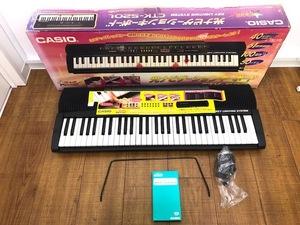 【13705】CASIO カシオ 光ナビゲーションキーボード CTK-520L 通電OK 現状品