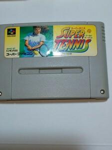 スーパーファミコンソフト スーパーテニス