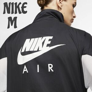 NIKE ナイキエア ウィメンズ フルジップ ランニングジャケット Mサイズ