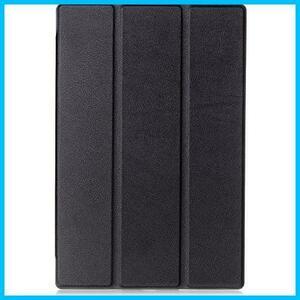 【Trocent】Sony Xperia Z4 Tablet ケース docomo SO-05G / au SOT31 ケース スタンド機能付き 三つ折型 超薄型 内蔵マグネット開閉式