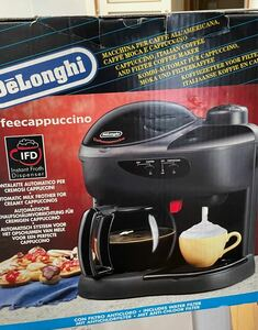 デロンギ カプチーノ DeLonghi ドリップコーヒーメーカー コーヒーメーカー 全自動エスプレッソマシン