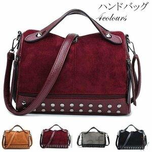 新品ハンドバッグ ショルダーバッグ レディース 上品質 ショルダーバッグレディースハンドバッグ手提げバッグ2way斜め掛け黒カバン鞄上品質
