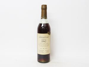★デュペイロン アルマニャック ミレジム 1942年 DUPEYRON / アルコール度数:44% 内容量:700ml