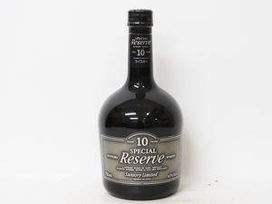 【大阪府内限定発送】★サントリー スペシャル リザーブ ウイスキー 10年 SUNTORY / アルコール度数:43% 内容量:750ml