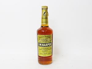 1円~★I.W. ハーパー ゴールドメダル バーボンウイスキー I.W.HARPER *旧ボトル / アルコール度数:43% 内容量:750ml
