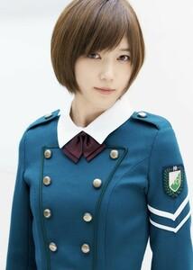 【美品】本田翼 生写真 高画質 欅坂46 サイレントマジョリティー衣装 L判